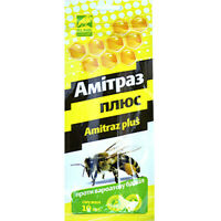 Beekeeping Amitraz Plus Strips Treatment for Varroatosis Varroa 100 Strips