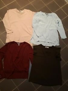 Ladies Sz 8 Tops x 4 Sussan Country Road