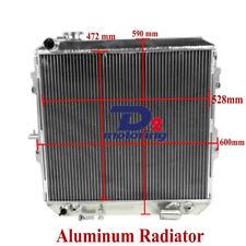 50mm Aluminum Radiator FOR Toyota Surf Hilux LN106 LN111 Diesel 1988-1997 AT /MT