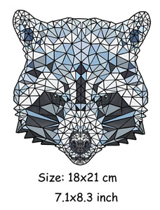 BEAR - Iron On Fabric Transfer Sticker