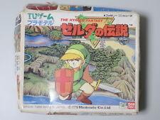 1986 The Legend of Zelda initial Model Kit BANDAI Nintendo TV VIDEO Game Figure