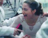 "~~ CAITLIN CARVER Authentic Hand-Signed ""I, TONYA - Nancy Kerrigan"" 8x10 Photo"