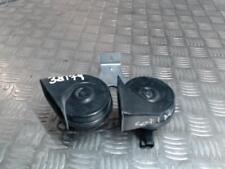 KLAXON ALFA ROMEO ELECTRIQUE 2 TROMPES PUISSANT 105db 12V