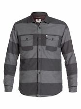 QUIKSILVER Men's WIGHTER Quilted Flannel - KTA3 - XL - NWT