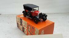 RIO ITALIE REF 4 FIAT MOD 501 S TORPEDO LUSSO 1918 NEUF EN BOITE