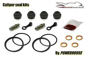 Yamaha XJ 750 R Seca 81-83 front brake caliper seal repair kit 1981 1982 1983