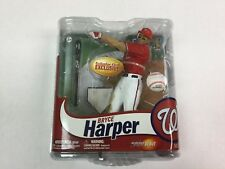 Bryce Harper 2013 McFarlane Red Jersey Debut Collector Club Exclusive NIB Rare