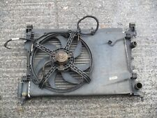 VAUXHALL CORSA D 1.2 AND 1.4 PETROL RADIATOR AND FAN. NON AIR CON MODEL