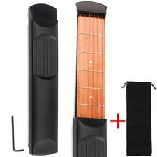 Guitar Chord Training Acoustic Practice Guitar Tool Finger Practice Pocket Mini