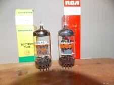 Amperex NOS/NIB 7788 vacuum tubes tested and guaranteed