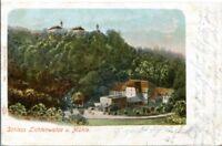 uralte AK, Schloss Lichtenwalde und Mühle