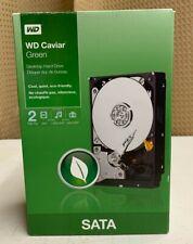 "WD Caviar Green HDD 2 TB 3.5"" SATA (WD20EARX / WDBAAY0020HNC)"