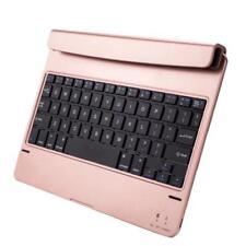 Ultra-Slim Bluetooth Keyboard for Apple iPad Air 2/1, iPad Pro 9.7 Rose Gold