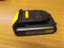Dewalt 20V MAX Lithium Ion Battery (DCB201) Genuine - Tested - NICE!