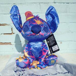 Disney Store Aladdin Stitch Crashes Disney Soft Toy 6 of 12 New Christmas Gift