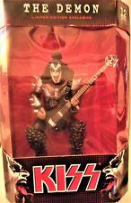 "Kiss the Demon Gene Simmons Creatures 12 "" Action Figure Mcfarlane 2004 Rare"