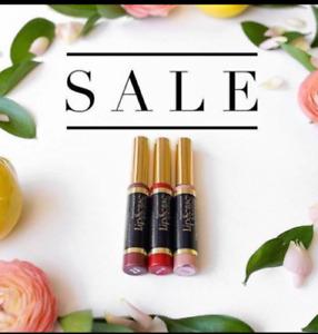 LipSense SeneGence Long-Lasting Lipstick & More! Free Shipping!