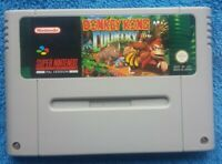 DONKEY KONG - SNES - Excellent Condition -  Retro Sale!!! - Super Nintendo - PAL