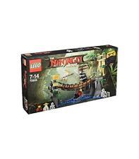Lego confidencial 3 Ninjago - Construcción