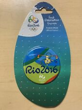 NEW Rio Olympics 2016 - Refrigerator Magnet  Brand New  Sealed