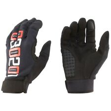 Reebok Men's CrossFit Training Grip Gloves Workout Gym Weightlifting Black NEW