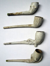 More details for 4 vintage clay pipes