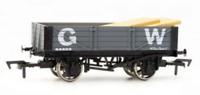 Dapol 4F-040-007 OO Gauge GWR 4 Plank Wagon 45583