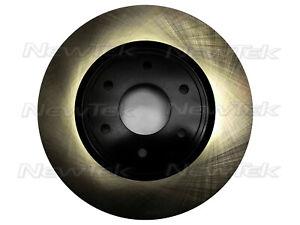 Disc Brake Rotor-Black Knight Front NewTek 31465E fits 06-07 Nissan Armada