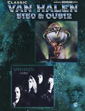 Van Halen : 5150 and OU812 Songbook Sheet Music Song Book GUITAR TAB