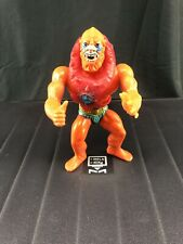 Vintage 1982 BEAST MAN Action Figure for He-Man MOTU (Masters of the Universe)