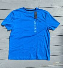 NEW TOMMY HILFIGER MEN'S T-SHIRT BLUE XL