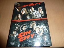 Coffret Dvd The spirit/Sin city