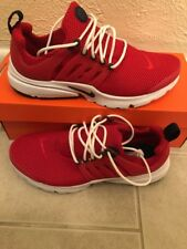 Nike Air Presto Essential Mens 848187-606 Red White Navy Running Shoes Size  9 21f10b31a