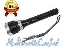 Torcia Cree Led Tattica Militare 1000W XMLT6 Ricaricabile Zoom Luce Soft Air 25