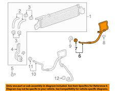 Chevrolet GM OEM 14-15 Cruze 1.4L-L4 Transmission Cooler-Oil inlet tube 94523445