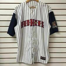ADULT Toledo Mud Hens Triple A baseball Jersey Express XL X-LARGE vintage