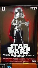 Star wars wcf premium Captain phasma figure world collectable figure new new