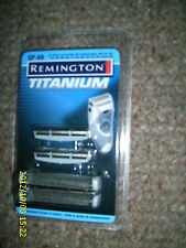 REMINGTION TITANIUM  REVOLUTIONARY SHAVING SYSTEM TECHNOLOGY SP 69