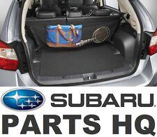 OEM Subaru Impreza Hatchback XV Crosstrek Rear Seat Back Cargo Net F551SFJ000