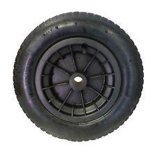 BLACK 3.25 / 3.00 - 8 FULL WHEEL Tyre Wheelbarrow Tyre Inner Tube Innertube