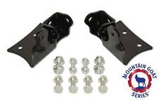 """Front Lower Shock Relocation Mounts 