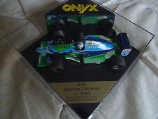 F1 94 Benetton Ford B194 JJ Lehto 1994 ONYX 205A