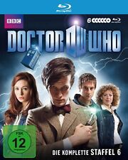 Doctor Who Staffel 6 Komplettbox BBC Blu Ray Video