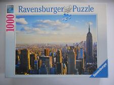 """Puzzle """"Manhattan le matin"""", Ravensburger, 1000 pièces"""