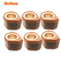 SCOOTER MOPED PERFORMANCE ROLLER SLIDERS WEIGHTS 18X14mm 16g