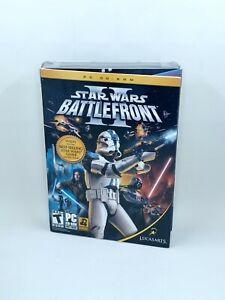 Star Wars: Battlefront II PC 2005 SEALED