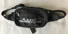 Vintage 1980s Dynastar Skis Fanny Pack Wast Bag Skiing Snowboarding