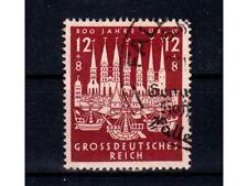 Germany Deutsches Reich 1943 Mi. Nr. 862 800th Anniversary of Lübeck USED