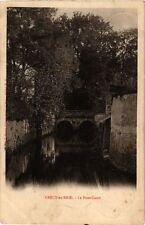 CPA  Crécy-en-Brie -Le Pont-Court  (249521)