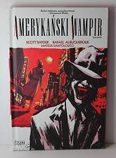 POLISH Amerykanski Wampir Poland American Vampire Volume 2 HC VERTIGO